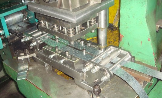 Производство заготовок из листового проката